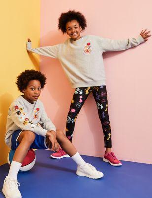 Space Jam: A New Legacy™ Cotton Sweatshirt(6-16 Yrs)