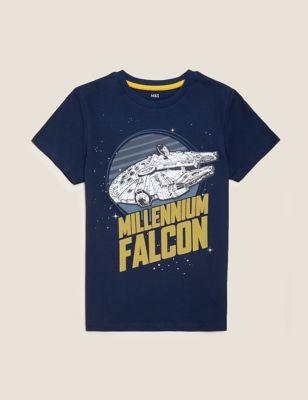 Pure Cotton Star Wars™ T-Shirt (6-16 Yrs)