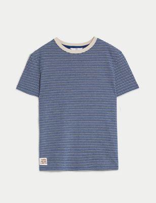 Camouflage Print T-Shirt (6-16 Yrs)