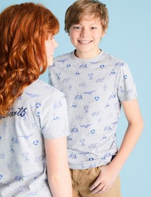 Cotton Harry Potter™ T-Shirt (6-16 Yrs)