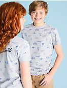 Cotton Harry Potter™ T-Shirt (6-16 Yrs)