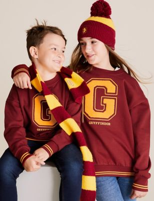 Harry Potter™ Cotton House Sweatshirt (6-16 Yrs)
