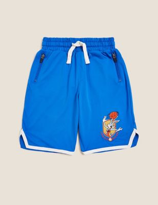 Space Jam: A New Legacy™ Cotton Shorts (6-16 Yrs)