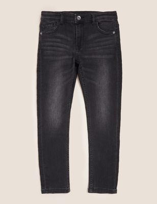 The Smith Skinny Fit Cotton with Stretch Jeans (3-16 Yrs)