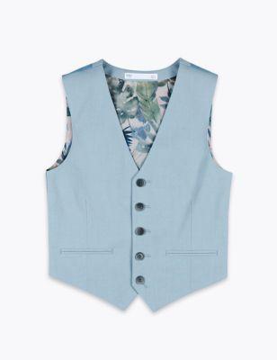 Mini Me Waistcoat(2-16 yrs)