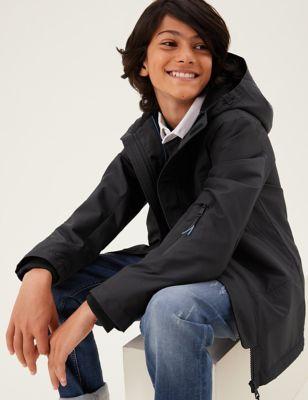 Stormwear™ Hooded Anorak (6-16 yrs)