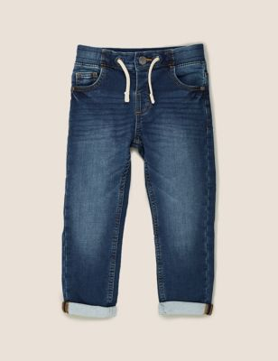 Cotton Skinny Jeans (2-7 Yrs)