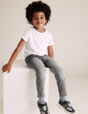 Skinny Leg Denim Jeans (2-7 Yrs)