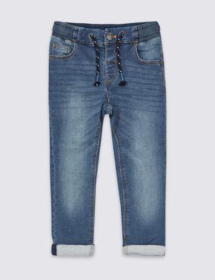 Regular Fit Comfort Stretch Jeans (3 Mths - 7 Yrs)