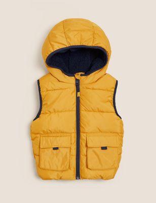 Stormwear™ Hooded Padded Gilet (2-7 Yrs)