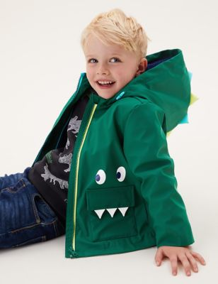 Stormwear™ Crocodile Fisherman Coat (2-7 Yrs)