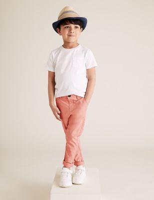 Cotton Chinos (2-7 Yrs)