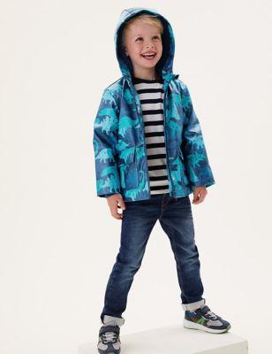 Stormwear™ Dinosaur Fisherman Coat (2-7 Yrs)