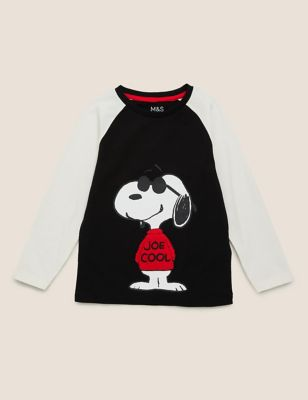 Pure Cotton Snoopy™ Top (2-7 Yrs)
