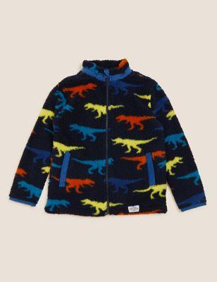 Dinosaur Fleece (2-7 Yrs)