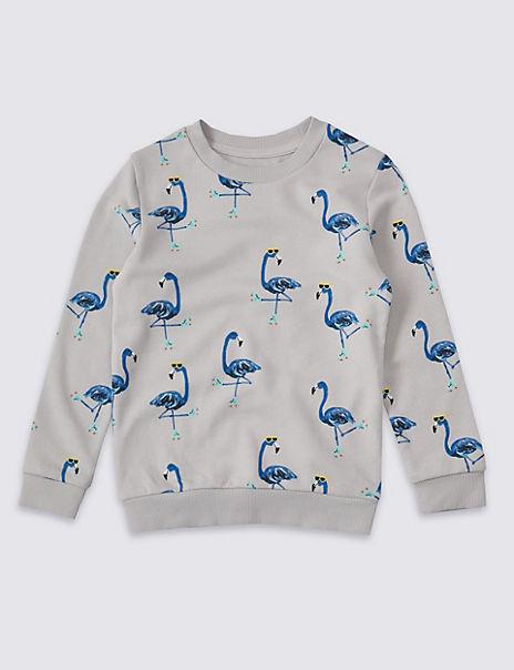 All Over Print Sweatshirt (3 Months - 7 Years)