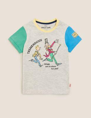 Roald Dahl™ Cotton T-Shirt (2-7 yrs)