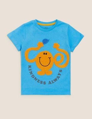 Pure Cotton Mr. Men™ T-Shirt (2-7 Yrs)