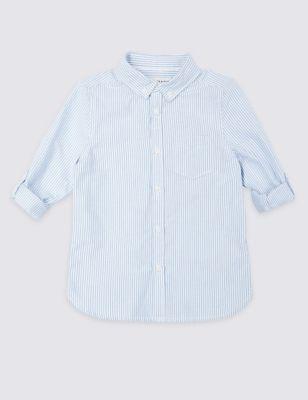 Pure Cotton Shirt (3 Mths - 7 Yrs)