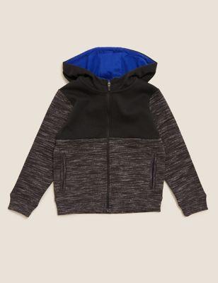 Cotton Zip Hoodie (2-7 Yrs)