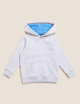 Cotton Pullover Hoodies (2-7 Yrs)
