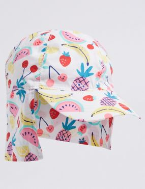 702790b530eac Kids  Legionnaire Hat with Sun Smart UPF50+ (0 Month - 6 Years)