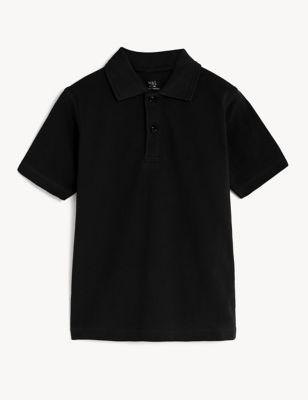 Unisex Pure Cotton Polo Shirt (2-16 Yrs)