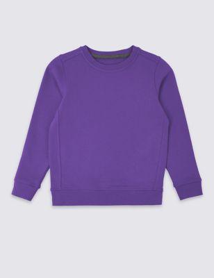 Unisex Crew Neck Sweatshirt (2-16 Yrs)