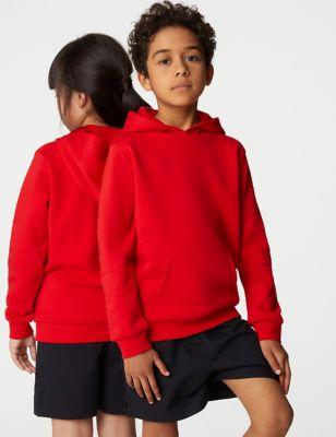 Unisex Cotton Hooded Sweatshirt