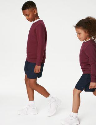 School Unisex Cotton Regular Fit Sweatshirt (2-16 Yrs)