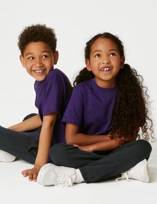 Unisex Pure Cotton T-Shirt (2-16 Yrs)