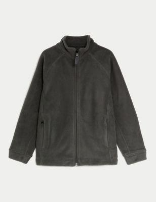 Unisex Zip Fleece