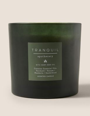 Tranquil 3 Wick Candle