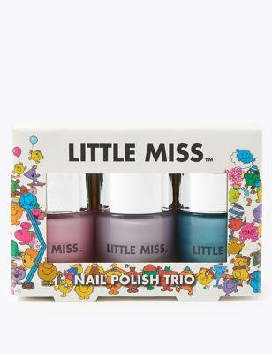 Little Miss™ Nail Polish Trio
