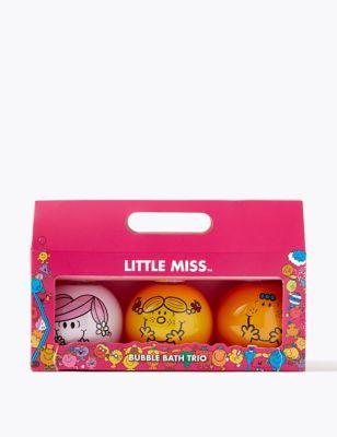 Little Miss™ Bubble Bath Trio