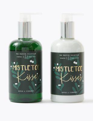 Mistletoe Kisses Hand Wash & Lotion Duo