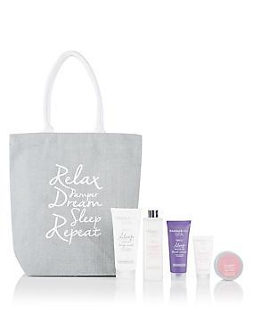 Pamper & Sleep Spa Bag, , catlanding