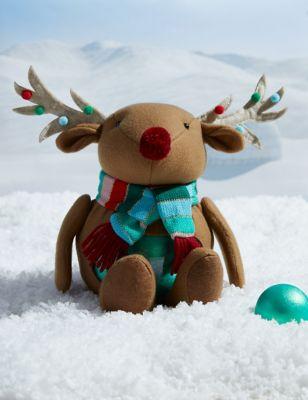 Festive Reindeer Bath Fizzer Gift Set