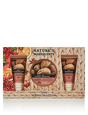 Shea Butter Collection , , catlanding