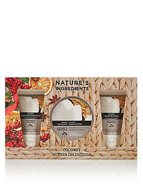 Coconut Butter Collection , , catlanding