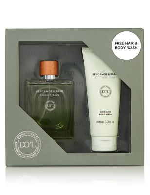 Fragrance & Body Wash Set