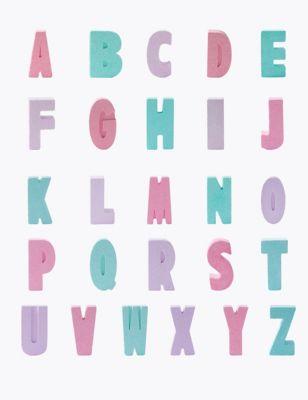 Alphabet Bath Fizzer Set 2x100g