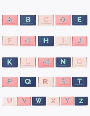 Alphabet Beauty Gift Set