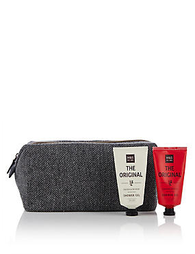 The Original Wash Bag Set, , catlanding