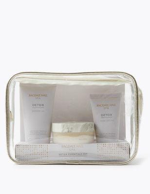 Detox Essentials Bag Gift Set