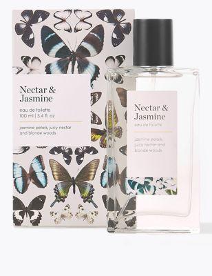 Nectar & Jasmine Eau de Toilette 100ml