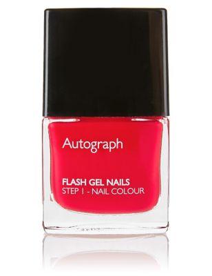 Flash Gel Nail Polish Step 1