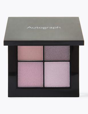 Lasting Colour Luxe Quad Eyeshadow