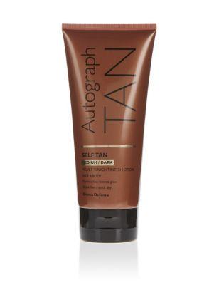 Self Tan Tinted Lotion - Medium to Dark 200ml