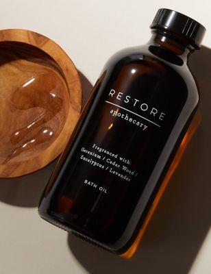 Restore Bath Oil 230ml